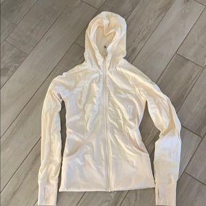 Lululemon Ivory jacket